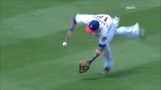 MLB Unique Catches