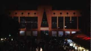 MINI Limited Edition Bayswater 3D projection mapping video