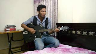 facebook o itikotha theme song tanveer-amon diney cover by Riad Hossain