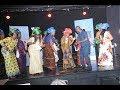 NIGERIA DANCE WITH VIKTORIA AKPOTU AND INTERNATIONELLA LADIES IN STOCKHOLM