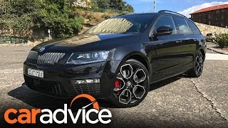 2017 Skoda Octavia RS230 Review | CarAdvice
