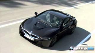 بي ام دبليو اي ايت الكهربائية 2014 BMW I8- فيديو تشويقي