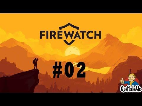 Firewatch - Gameplay ITA - Walkthrough #02 - Donne nude e vandalismo