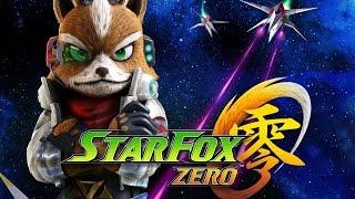 Star Fox Zero Game Movie 1080p HD