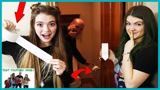 Pranking YouTubers / That YouTub3 Family I Family Channel