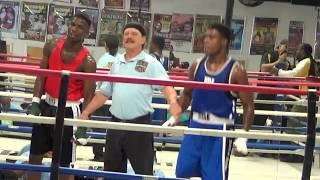 Jahneer Edwards vs Heidegger Metayer | Florida Golden Gloves Final 152 pounds