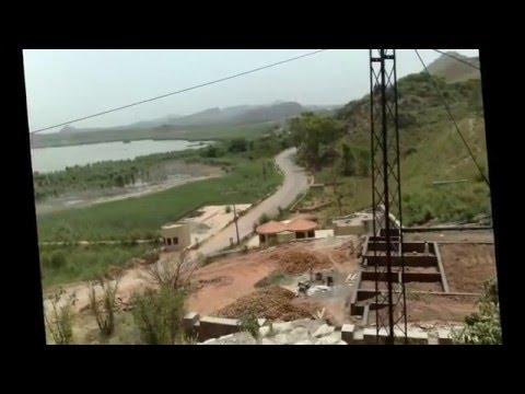 Wonderful Places in Pakistan Kallar Kahar Katas Raj and The Khewra Salt Mine.