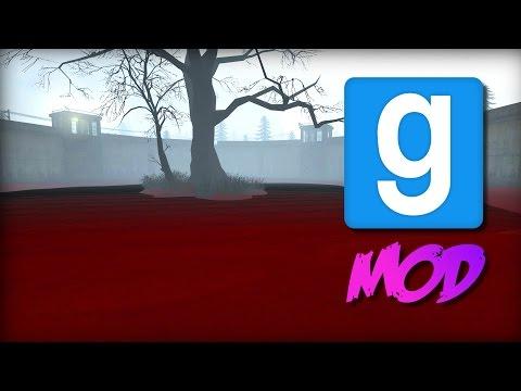 Garry's Mod: Lake Of Blood.... SCP-354 | Mod Showcase