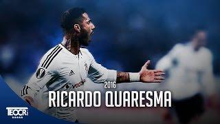 Ricardo Quaresma  Skills  Goals 2015/16 Beşiktaş