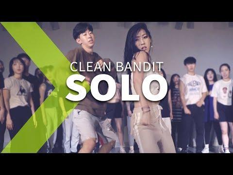 Download Clean Bandit - Solo feat. Demi Lovato  JaneKim Choreography. free