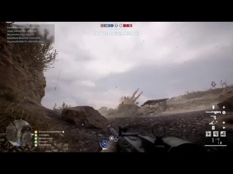 Battlefield1 Deutsch Operation neue dlc karten gallipolli   kap helles achi baba teil2