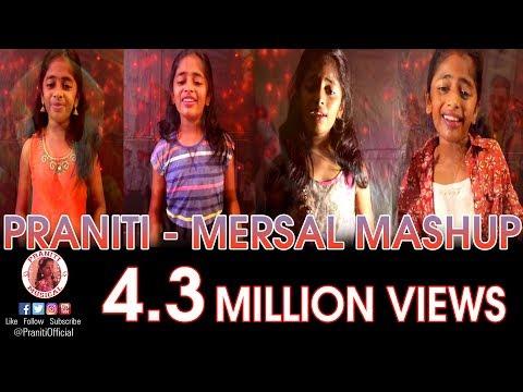 Xxx Mp4 Praniti Mersal Full Mashup Vijay AR Rahman Atlee 3gp Sex