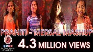 #Praniti | #Mersal Mashup | #Vijay | #ARRahman | #Atlee |  25 Years of Vijay and ARR