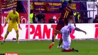 Barcelona vs Sevilla(2-0) Highlights & Full Match Video Goals 22 May 2016