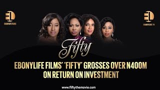 FIFTY grosses over N400m ROI, Yemi Alade Releases new Video Ferarri EL Now