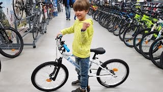Getting a New Fun Bike - Go