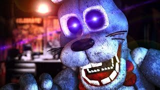 BONNIE 2.0 IS AGGRESSIVE..    Five Nights At Freddy's: EVOLUTION (Part 1)