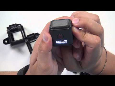 GoPro Hero4 Session unboxing & review (www.buhnici.ro)