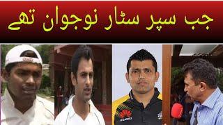 Shoaib Malik,Kamran Akmal,Umer Akmal And Talha Believe Club Cricket Is Best Source To Get Form Back