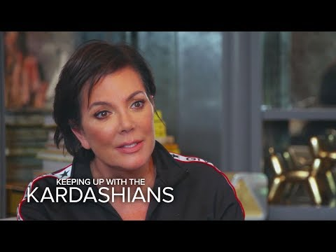 KUWTK Kris Jenner Upset About Hoarding Money Accusation in Caitlyn s Book E