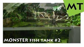 MONSTER FISH TANK #2 // 18000 Liter / 4700 Gallon Monster Fish Tank