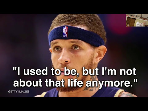 The Rise and Fall of  NBA Guard Delonte West & his issues  Lebron James