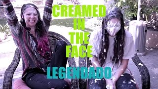 CREAMED IN THE FACE | STEVIE BOEBI E ALLY HILLS (LEGENDADO)