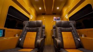 The Ultimate Mercedes Sprinter Van Mobile Office Lexani Motorcars
