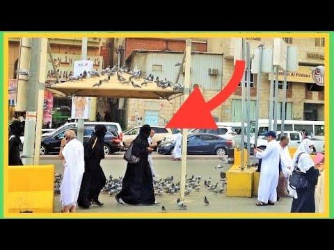 Xxx Mp4 ✔ Makkah Madinah Street Life Scenes People Saudi Arabia Travel Guide Ramadan 2018 3gp Sex