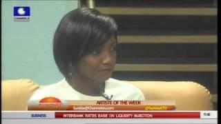 Simi Ogunleye Explains Idea Behind Song 'Jamb Question' -- Pt 1