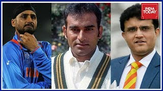 Sourav Ganguly & Harbhajan Singh Hit Out At Aamer Sohail For Pak Match Fixing Comment