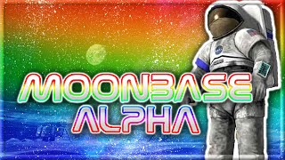 D4 is ALL Alone! (Moonbase Alpha)