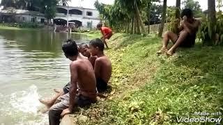 Dhanbari  New funny video2(অস্থির পুলাপাইন )ধনবাড়ী,চালাষ।