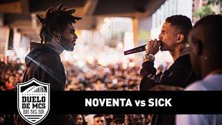 Noventa vs Sic (1ª Fase) - Duelo de MCs - Batevolta - 30/04/17