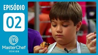 MASTERCHEF JUNIOR BRASIL | EP 2 | TEMP 01