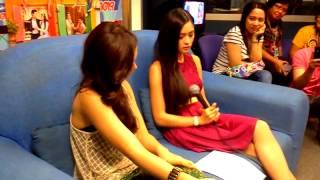 #Tambayan101.9 w/ guests Maja Salvador & Kim Chui