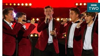 Semi-Toned's Grand Final performance - The Choir: Gareth's Best in Britain | Episode 6 - BBC Two