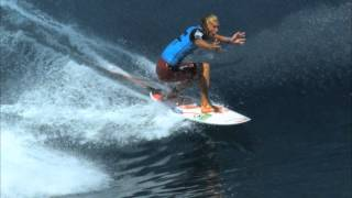 LIVE surfing on Fuel TV