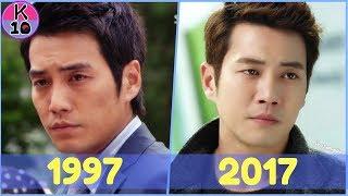 Joo sang wook evolution 1997-2017