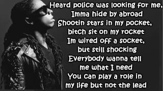 Lil Wayne - God Bless Amerika (Lyrics) HD [IANAHB2]