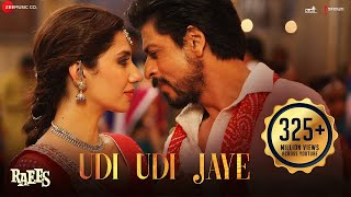 Download Udi Udi Jaye | Raees | Shah Rukh Khan & Mahira Khan | Ram Sampath 3Gp Mp4
