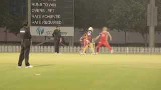 AB's XI vs Virat's XI . Exclusive Highlights!
