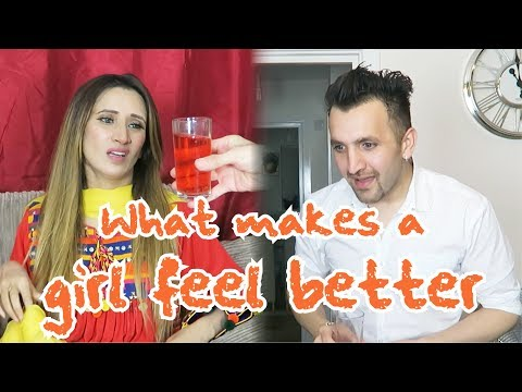 What Makes A Girl Feel Better OZZY RAJA