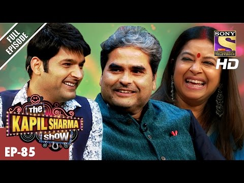 The Kapil Sharma Show - दी कपिल शर्मा शो-Ep-85-Vishal Bharadwaj&Rekha In Kapil's Show–26th Feb 2017