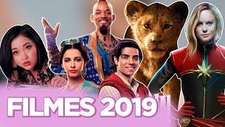 20 FILMES EM 2019: AFTER, LIVE ACTIONS DISNEY, CAPITÃ MARVEL, PARA TODOS GAROTOS... | Foquinha