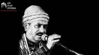 Huq Husn-e-Mohabbat Ka   Urdu Song   Munnawar Masoom   LIVE   Idea Jalsa   Art And Artistes