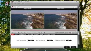 Add video watermark to videos with Pavtube Video Converter Ultimate