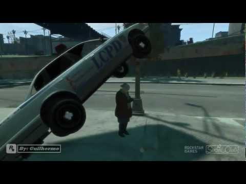 Acidentes Acontecem GTA IV Parte 4