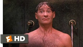 Dave (5/10) Movie CLIP - Power in the Shower (1993) HD