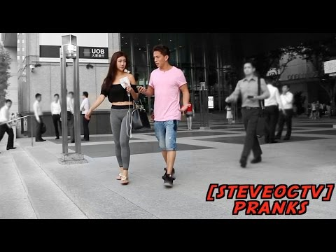HOW TO PICK UP GIRLS IN SINGAPORE PART 4 | SINGAPORE MERLION CITY